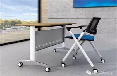 可移动折叠培训桌-合创优品好物推荐