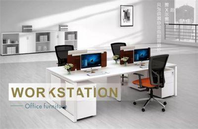 合创优品_Aurora欧若拉系列办公桌
