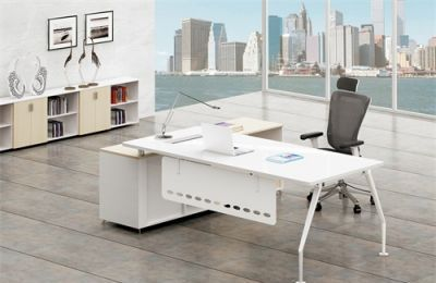 实木颗粒板办公家具_实木颗粒板_合创优品