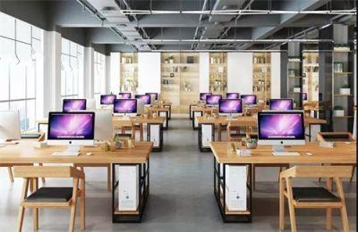 想要高效办公?你需要这款屏风式办公桌